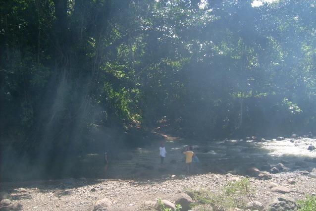 Wisata Alam Limbong Sitodo Polewali Mandar