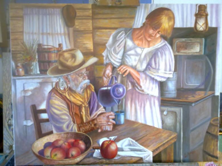 FIGURAS. El desayuno del capataz