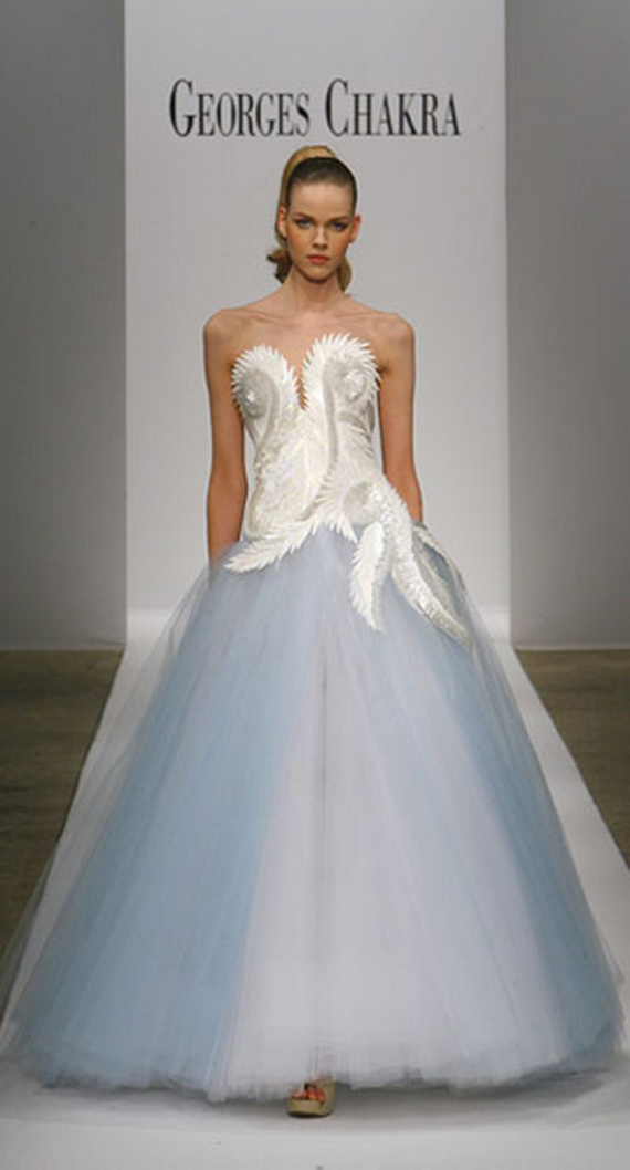 WEDDING COLLECTIONS Georges Chakra Wedding Dress