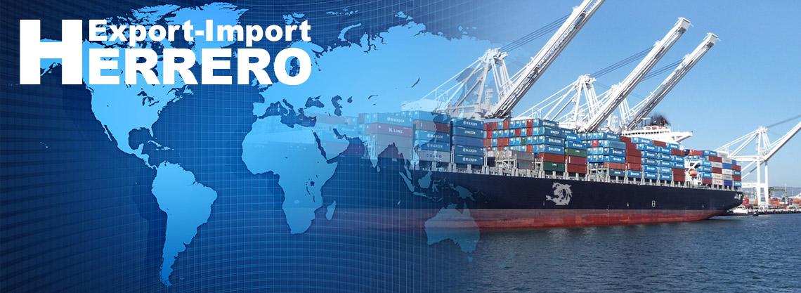 Exportaciones e Importaciones Herrero