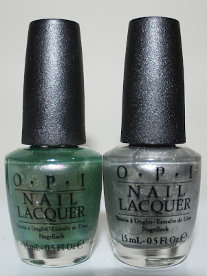 OPI Coca-Cola Two to Celebrate Set