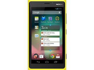 Prototype of Nokia handset with Andriod OS - Technocratvilla.com