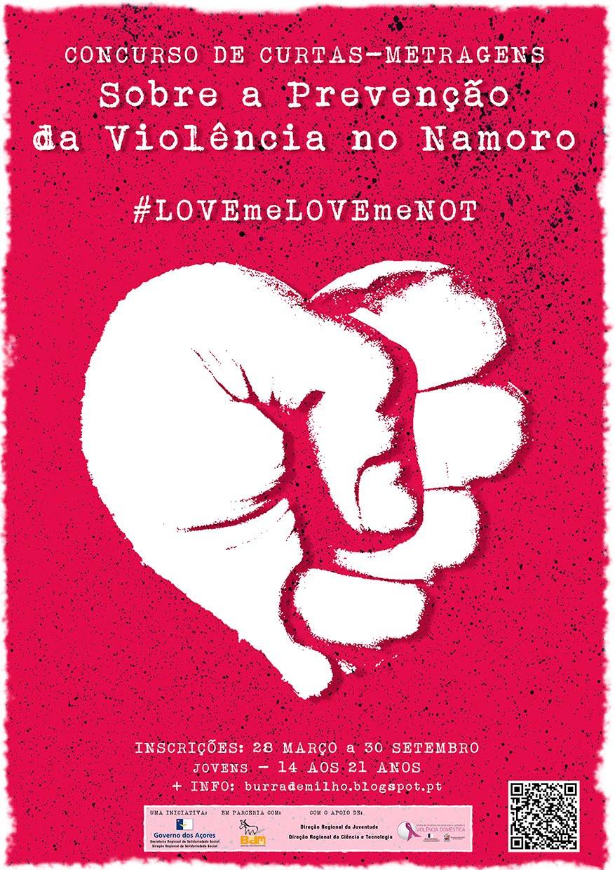 Concurso de Curtas-Metragens - Sobre a Prevenção da Violência no Namoro