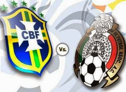 Preview Pertandingan Brasil Versus Meksiko, Babak Group A FIFA World Cup 2014