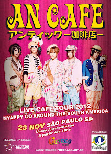 AN CAFE Brazil tour 2012