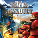 Mega Tower Assault for BlackBerry