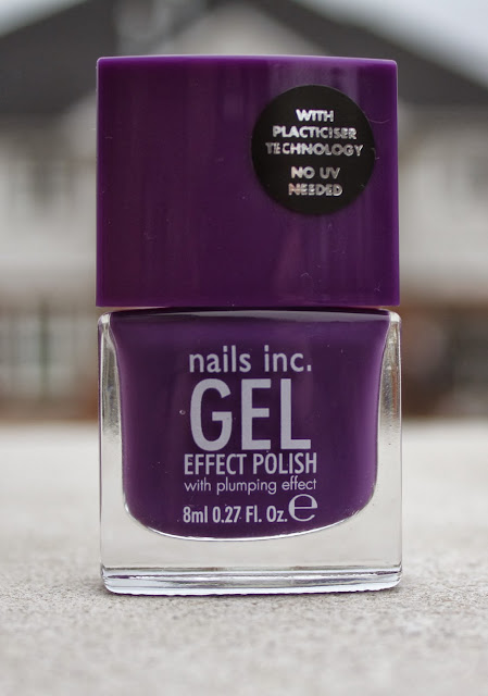 Nails Inc. Gel Effect Polish in Bond Street