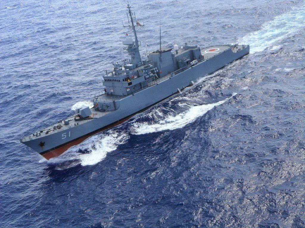 Arc Almirante Padilla Armada Colombia