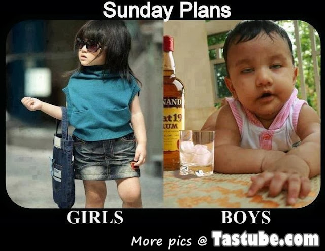 Sunday plans