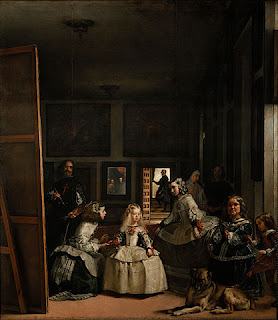 «Las Meninas, by Diego Velázquez, from Prado in Google Earth» de Diego Velázquez - The Prado in Google Earth: Home - 7th level of zoom, JPEG compression quality: Photoshop 8.. Disponible bajo la licencia Dominio público vía Wikimedia Commons - http://commons.wikimedia.org/wiki/File:Las_Meninas,_by_Diego_Vel%C3%A1zquez,_from_Prado_in_Google_Earth.jpg#/media/File:Las_Meninas,_by_Diego_Vel%C3%A1zquez,_from_Prado_in_Google_Earth.jpg