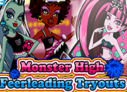 Monster High Feerleading