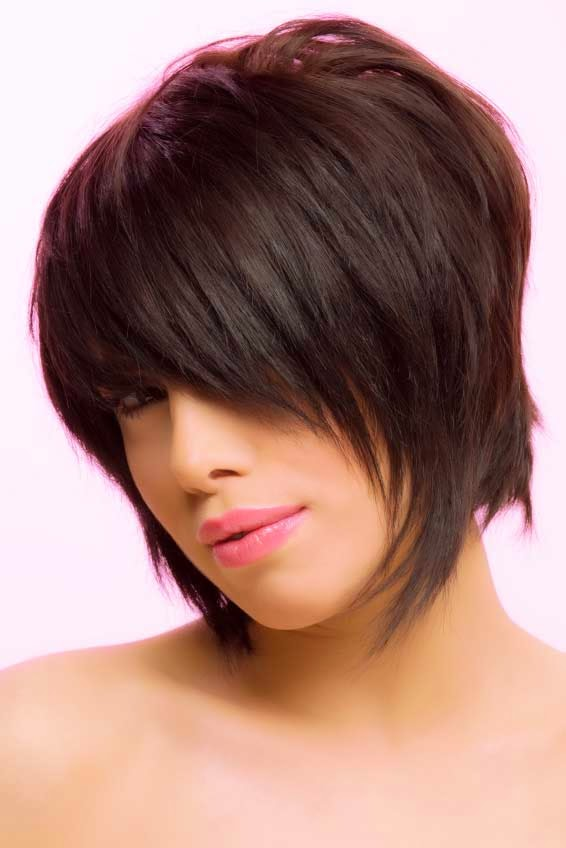 Short bob hairstyles 2014 - latest trendy Short bob hairstyles