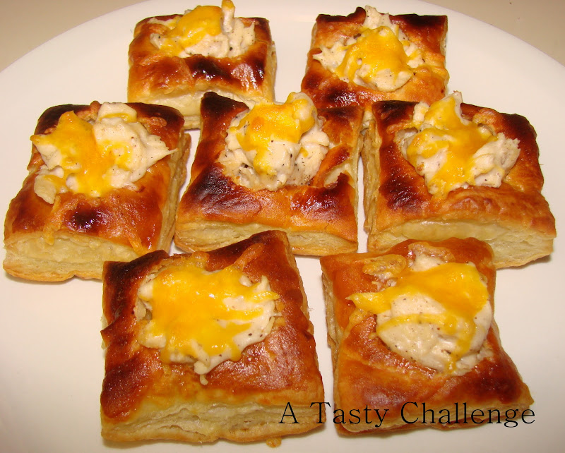 Chicken Squares