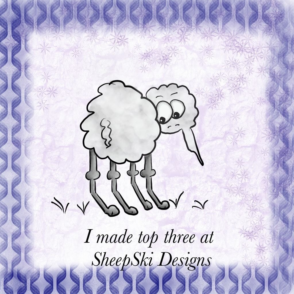 SheepSki Designs Top 3