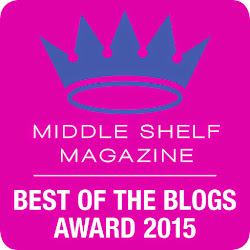 We Won An Award from Middle Shelf Magazine