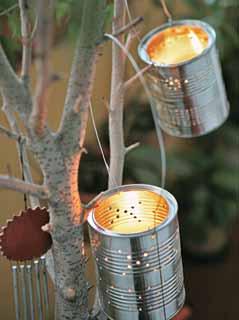 Lanterna criativa