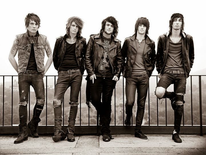 asking alexandria - band