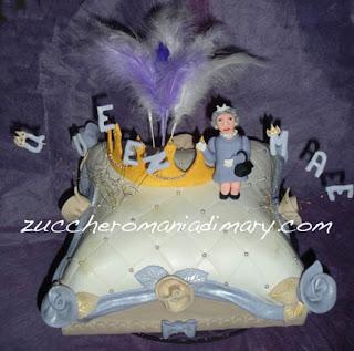 torta regina principessa