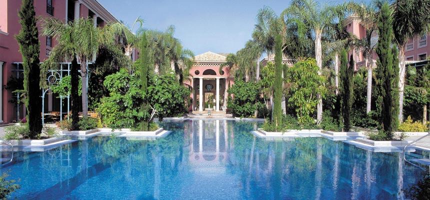 La guarida de bam hotel villa padierna palace marbella - Hotel la villa marbella ...