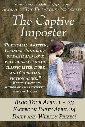 http://dawncrandall.blogspot.com/p/the-captive-imposter-blog-tour-schedule.html