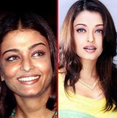 indian bollywood celebrities with plastic cosmetic