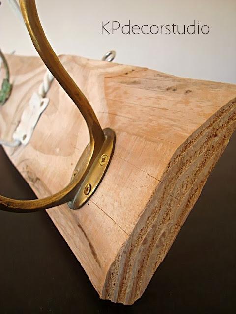 Comprar perchero grande y largo de madera