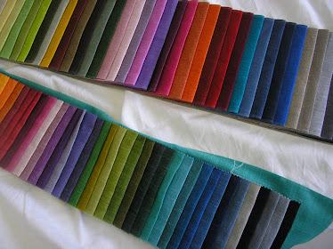 Väriä elämään...