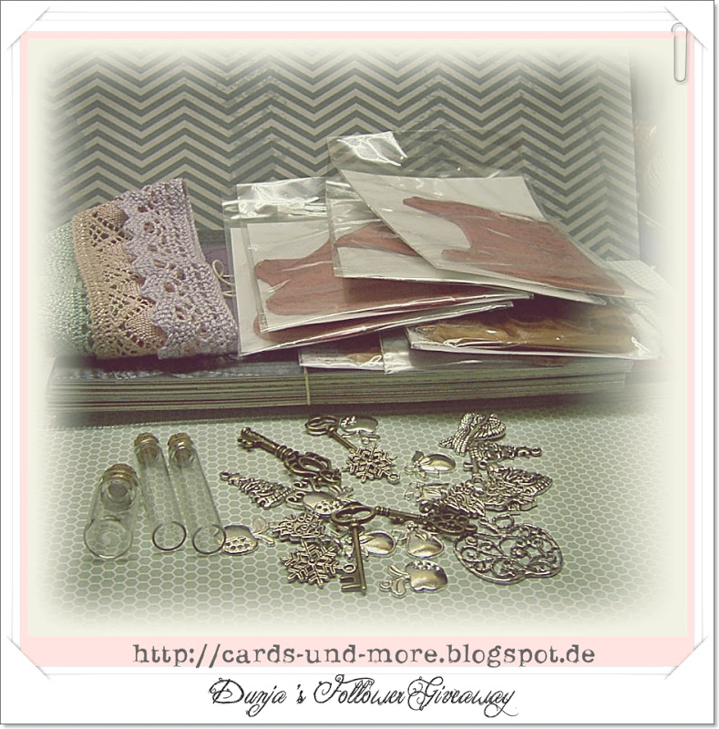 Blog candy from Dunja