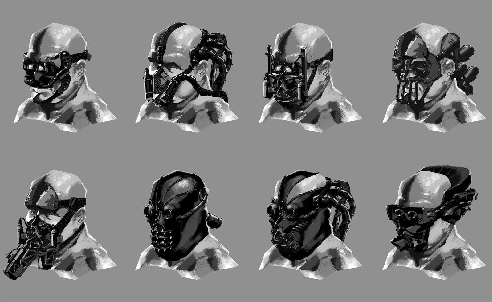 Art of Roger Hom: Bane...