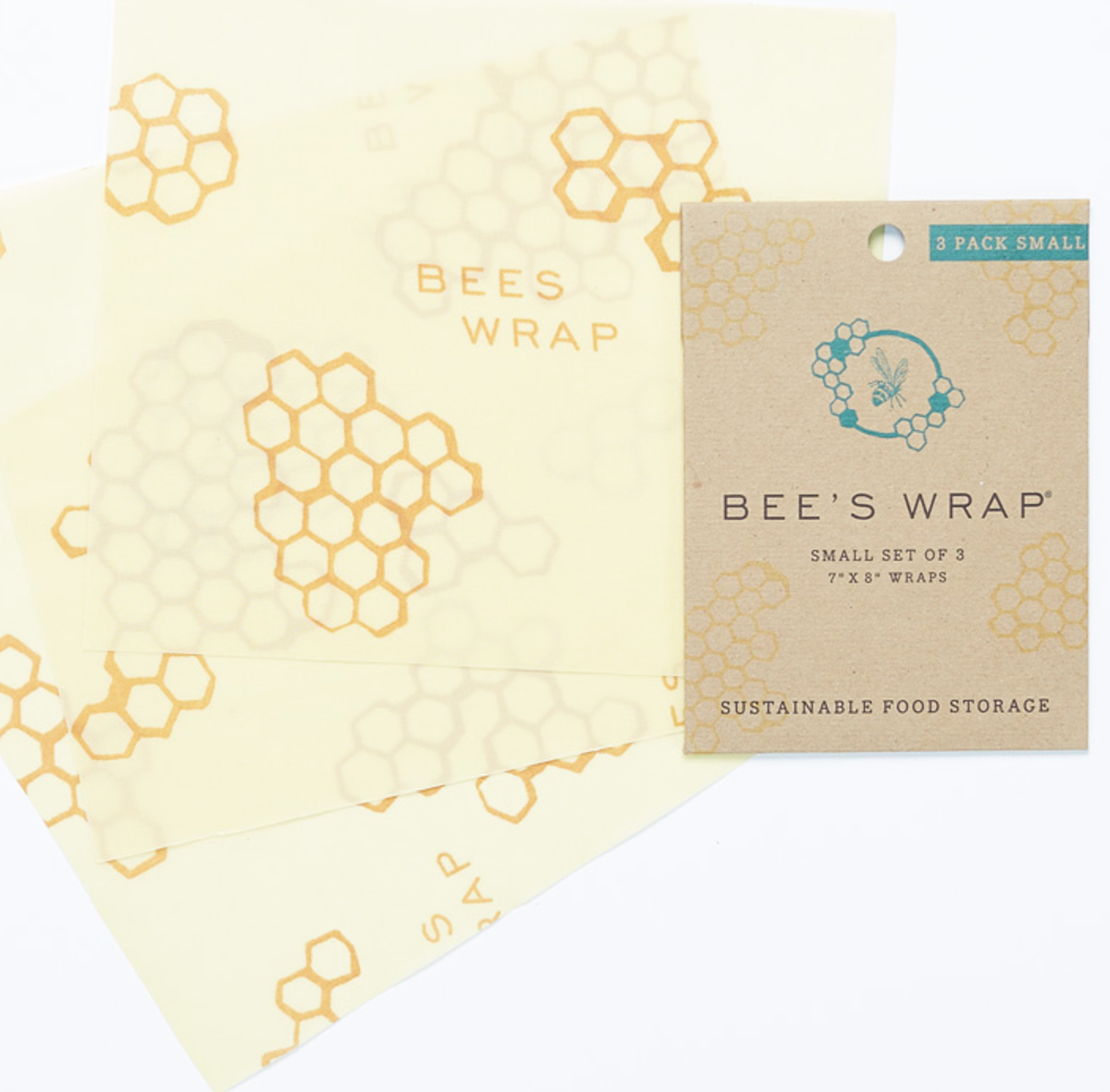 Replace Plastic Wrap with Eco-friendly Beeswrap!