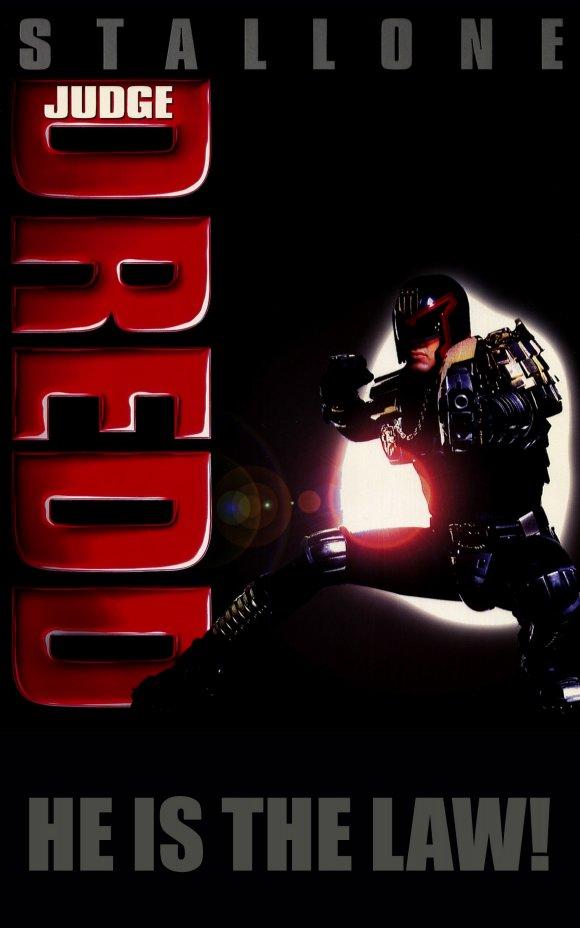 Judge Dredd (El juez) (Juez Dredd) (1995) Español Latino