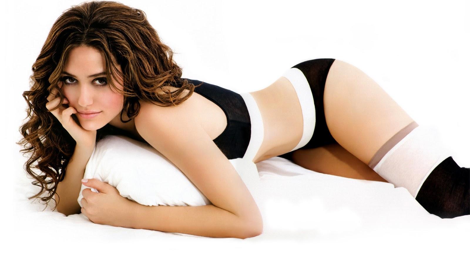 Hacked: Emmy Rossum Nude