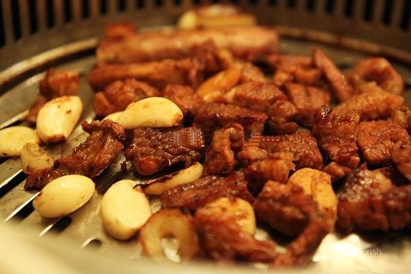 Nhà hàng Hàn Quốc Dae Jang Geum