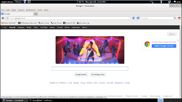 download google chrome linux