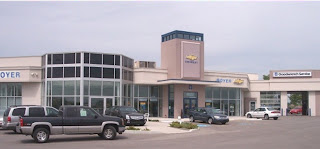 image Boyer Chevrolet Lindsay facilities