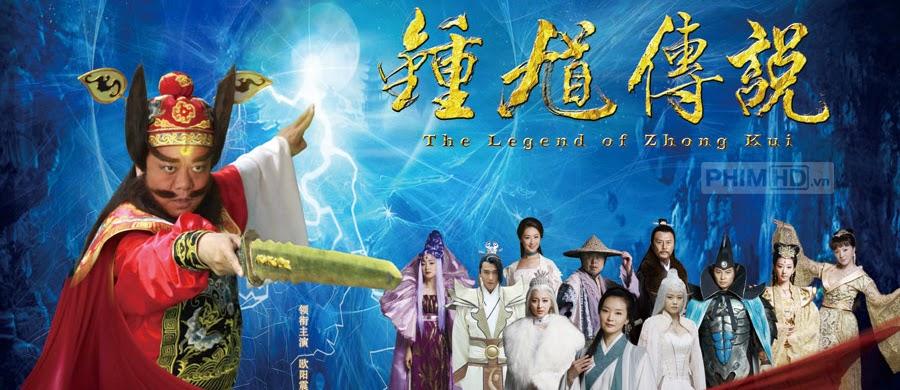 Thiên Sư Chung Quỳ 2 - Ghost Catcher 2 - 2013