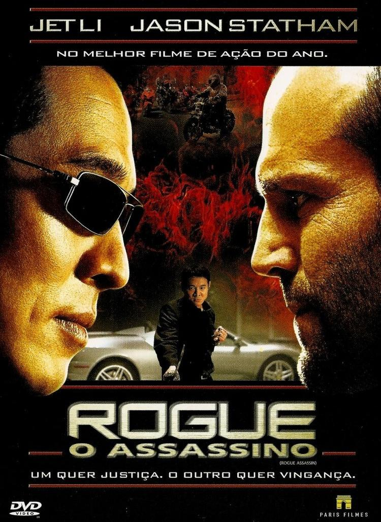 Filme Rogue O Assassino Dublado AVI DVDRip