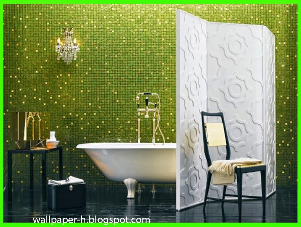 contemporary wallpaper borders for bathroom walls