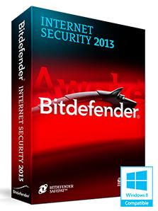Miễn phí 90 ngày Bitdefender Total Security 2013 v16.28