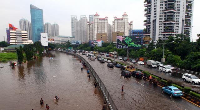 Penanganan Banjir Dikonsentrasikan di Kawasan Pluit