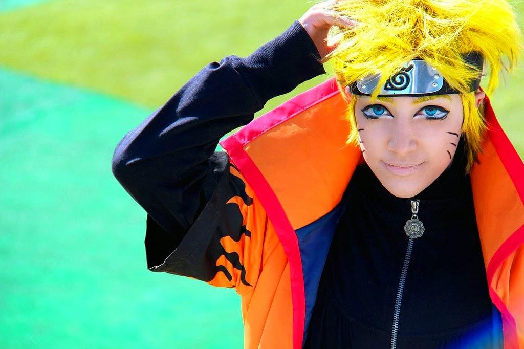 Naruto Uzumaki Cosplay Naruto 6th Hokage Jacket