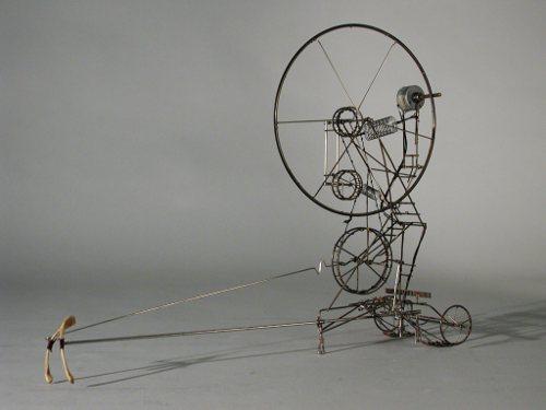 ¿Qué es el arte kinético?