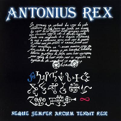 Antonius Rex - Neque Semper Arcum Tendit Rex 1974 (Italy, Progressive Rock)