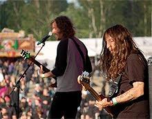 Llega la gira de Opeth por España