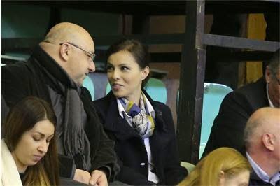 Виктория Петрова и Красен Кралев - звездна двойка