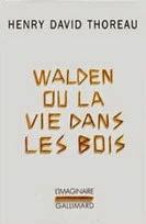 Walden ou la Vie dans les bois, Henry David Thoreau