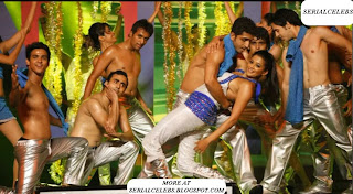 Primani hot dance at SIIMA
