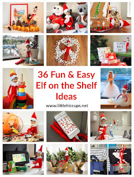 36 Fun Elf on the Shelf Ideas