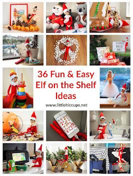 36 Fun Elf on the Shelf Ideas