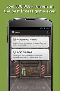Zombies, Run! Apk Download